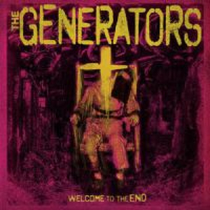 Generators, The - Welcome To The End (Ecke leicht angeditscht)