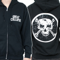 Great Collapse, The - Skull (Zipper)