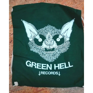 Green Hell Records - Hellbat (Turnbeutel)