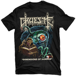 Gruesome - Dimensions of Horror (black)