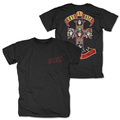 Guns N Roses - Appetite Pocket (black)