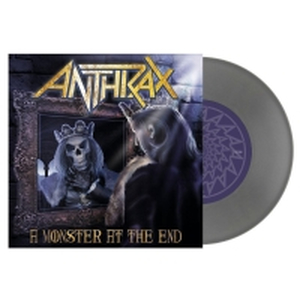 Anthrax - A Monster at the End (silver)