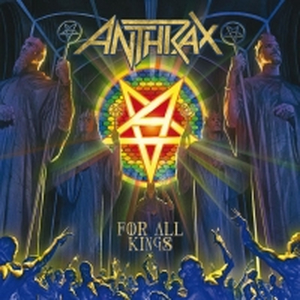 Anthrax - For All Kings (clear)