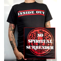 Inside Out - No Spiritual Surrender (red)