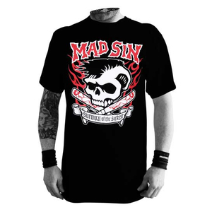 Mad Sin - Survival (black)