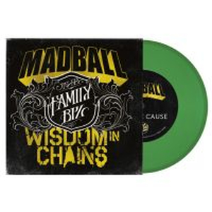 Madball / Wisdom In Chains - Family Biz split - 7