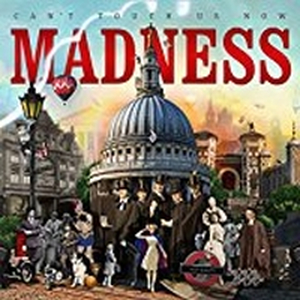 Madness - Cant Touch Us Now