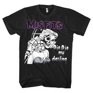 Misfits - Die, Die My Darling (black)
