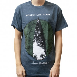 Modern Life Is War - Album Cover (grey)