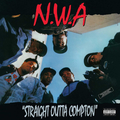 N.W.A - Straight Outta Compton (20th edition)