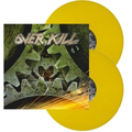 Overkill - The Grinding Wheel (yellow wax)