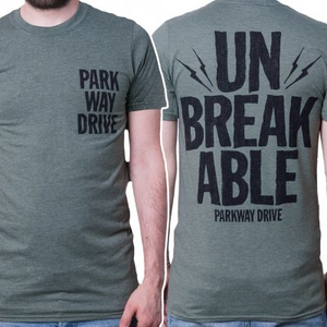 Parkway Drive - Unbreakable (olive)