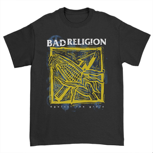 Bad Religion - Against the Grain (black)