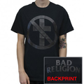 Bad Religion - Monochrome Cross Buster / black