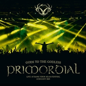 Primordial - Gods to the Godless (coloured)