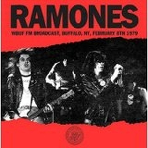 Ramones - WBUF FM Broadcast, Buffalo, NY, Feb. 8 th 1979