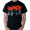 Rancid - Let the Dominoes Fall (black)