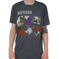 Refused - Shape of Punk (gray)