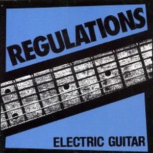 Regulations - Electric guitar