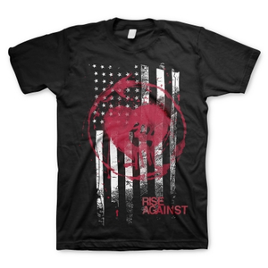 Rise Against - Stained Flag