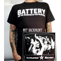 Battery - For the rejected by the rejected (black)