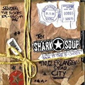 Shark Soup - Back To The B-Side - cd