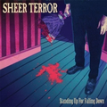 Sheer Terror - Standing up for falling down (pink-purple)