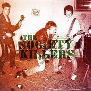 Society Killers, The - s/t (Schnapper)