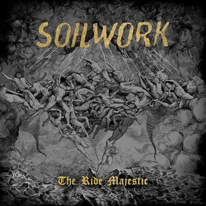 Soilwork - The Ride Majestic (clear Vinyl)