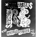 Swingin Utters / Modern Action - split