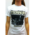 Terror - Hard lessons (white)