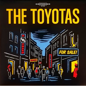 Toyotas, The - For sale