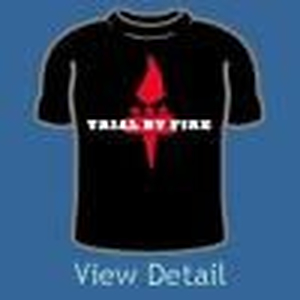 Trial By Fire - Torch (girl shirt)