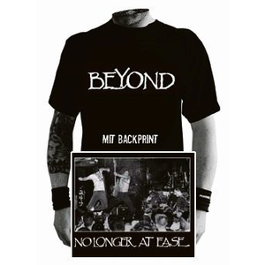 Beyond - No longer at ease (black)