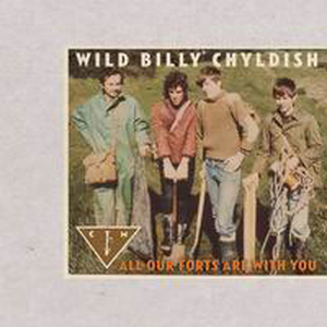 Wild Billy Childish and Chatham Forts - All our forts are with you