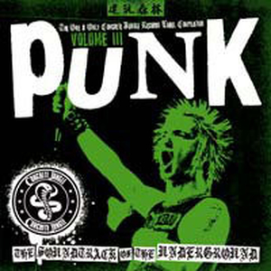 v/a - Punk - the soundtrack of the underground vol. 3