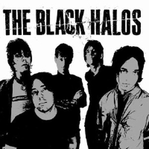 Black Halos, The - s/t