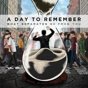 A Day To Remember - What Seperates Me From You - cd