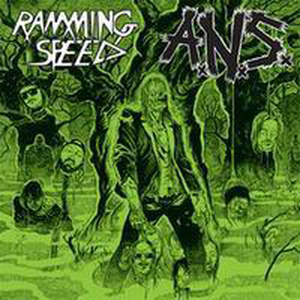 A.N.S./Ramming Speed - split - lp