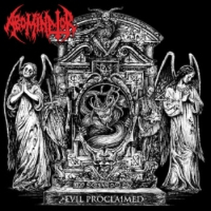 Abominator - Evil Proclaimed - col. lp