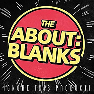 About Blanks, The - Ignore this product - lp