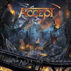 Accept - The Rise of Chaos - 2xlp