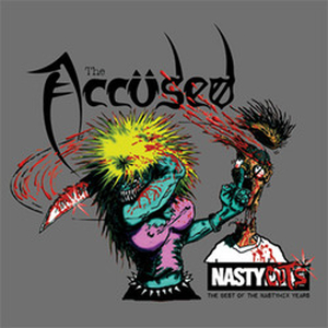 Accused, The - Nasty cuts - lp