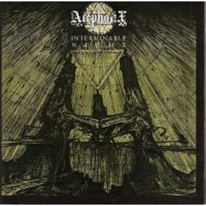 Acephalix -  Interminable Night - cd