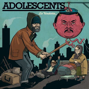 Adolescents - La Vendetta - cd