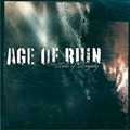 Age of Ruin - The tides of tragedy - cd