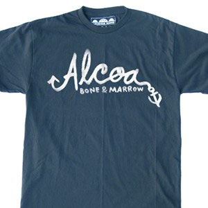Alcoa - Anchor (blue) - XL