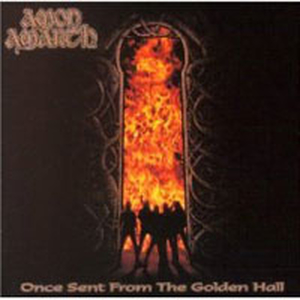 Amon Amarth - Once sent from the Golden Hall - col. lp