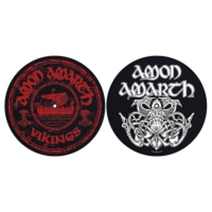 Amon Amarth - Slipmat Bundle Vikings - Zubehör