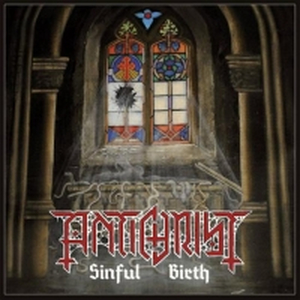 Antichrist - Sinful Birth - lp